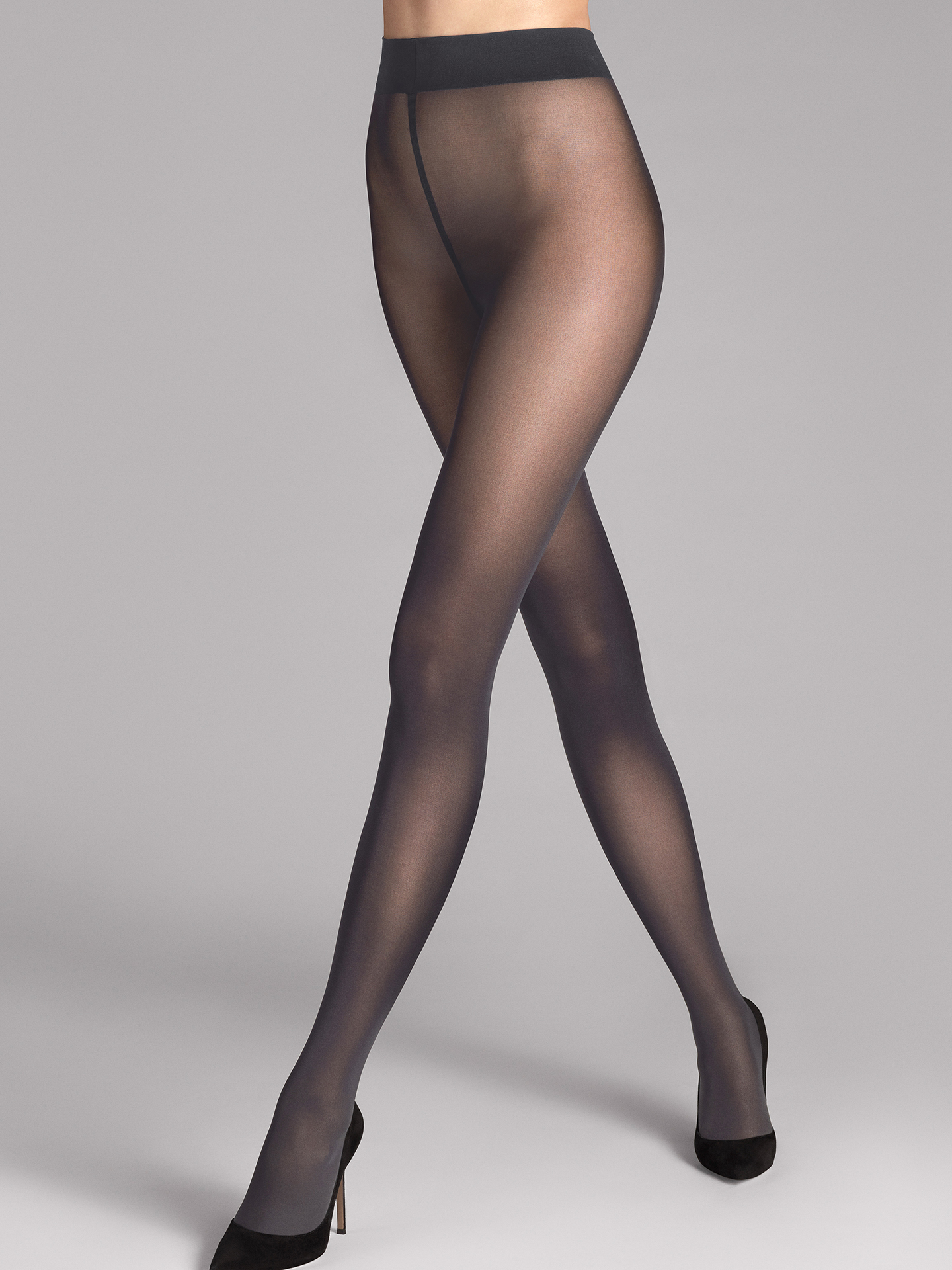 Pure 50 Tights - 7221 - L   Sportbekleidung > Sporthosen > Tights   Anthracite   Wolford