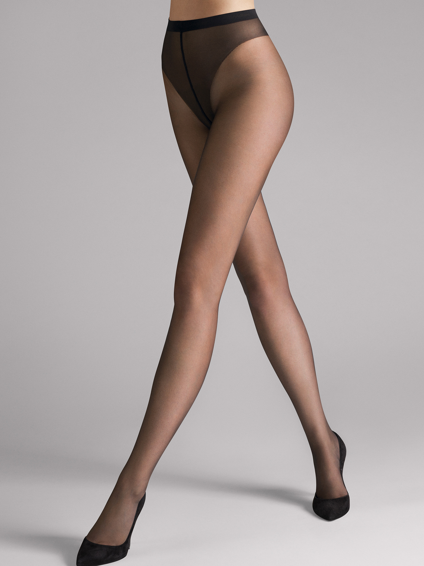 Luxe 9 Tights - black - M | Sportbekleidung > Sporthosen > Tights | Wolford
