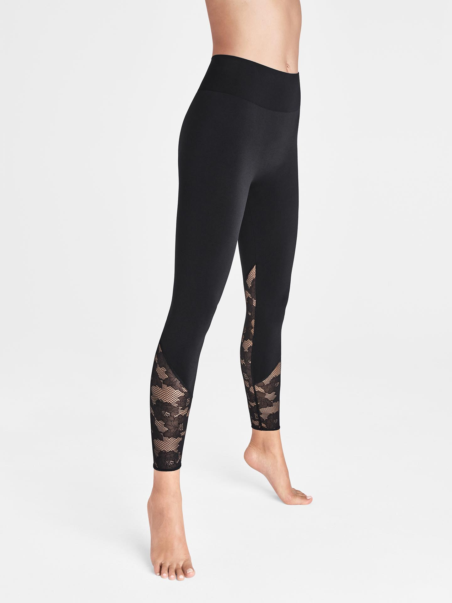 Perfect Fit Lace Leggings