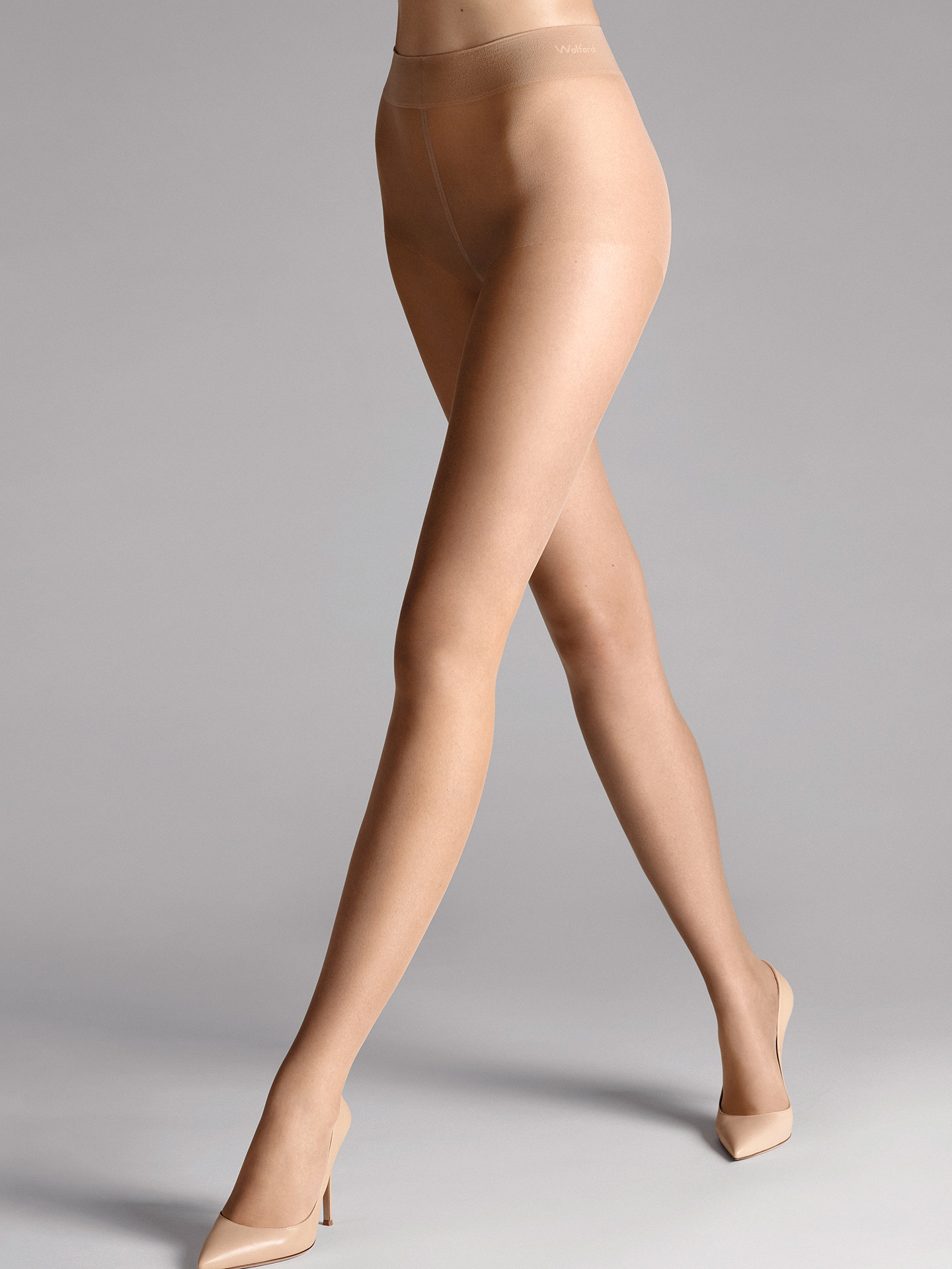 Pure 10 Tights - 4738 - S | Sportbekleidung > Sporthosen > Tights | Wolford