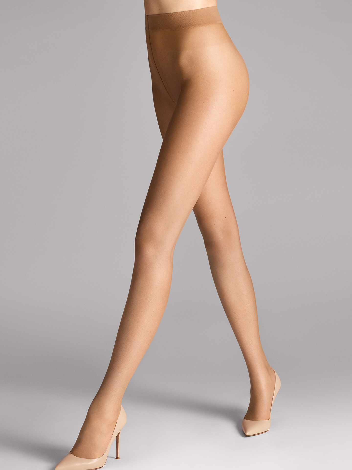 Nude 8 Tights - 4060 - S | Sportbekleidung > Sporthosen > Tights | Wolford