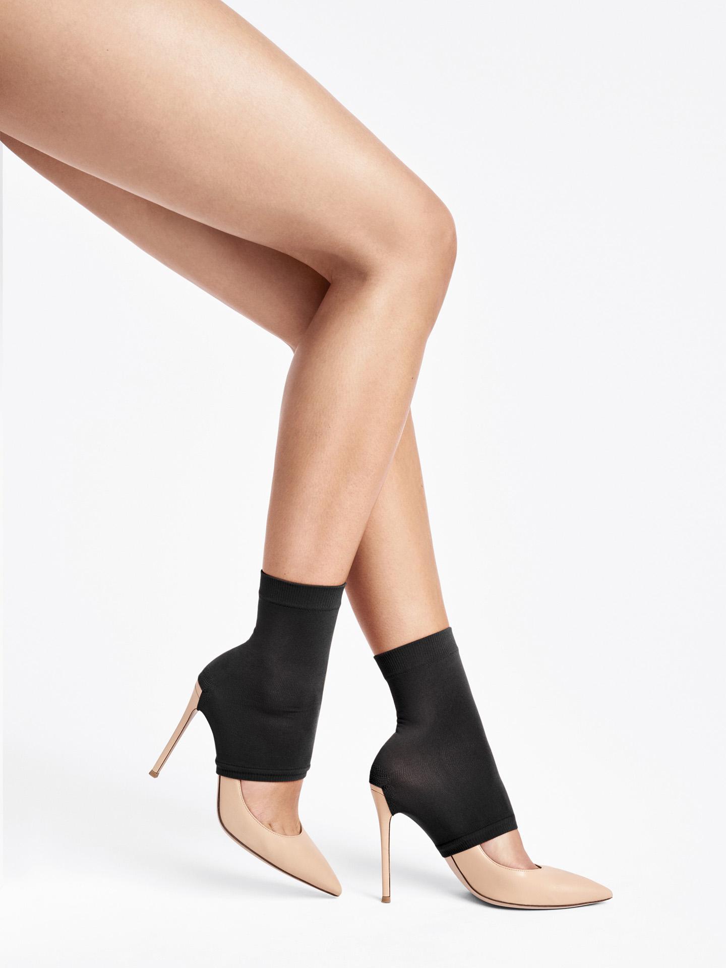 Sira Poison Overheel Socks O