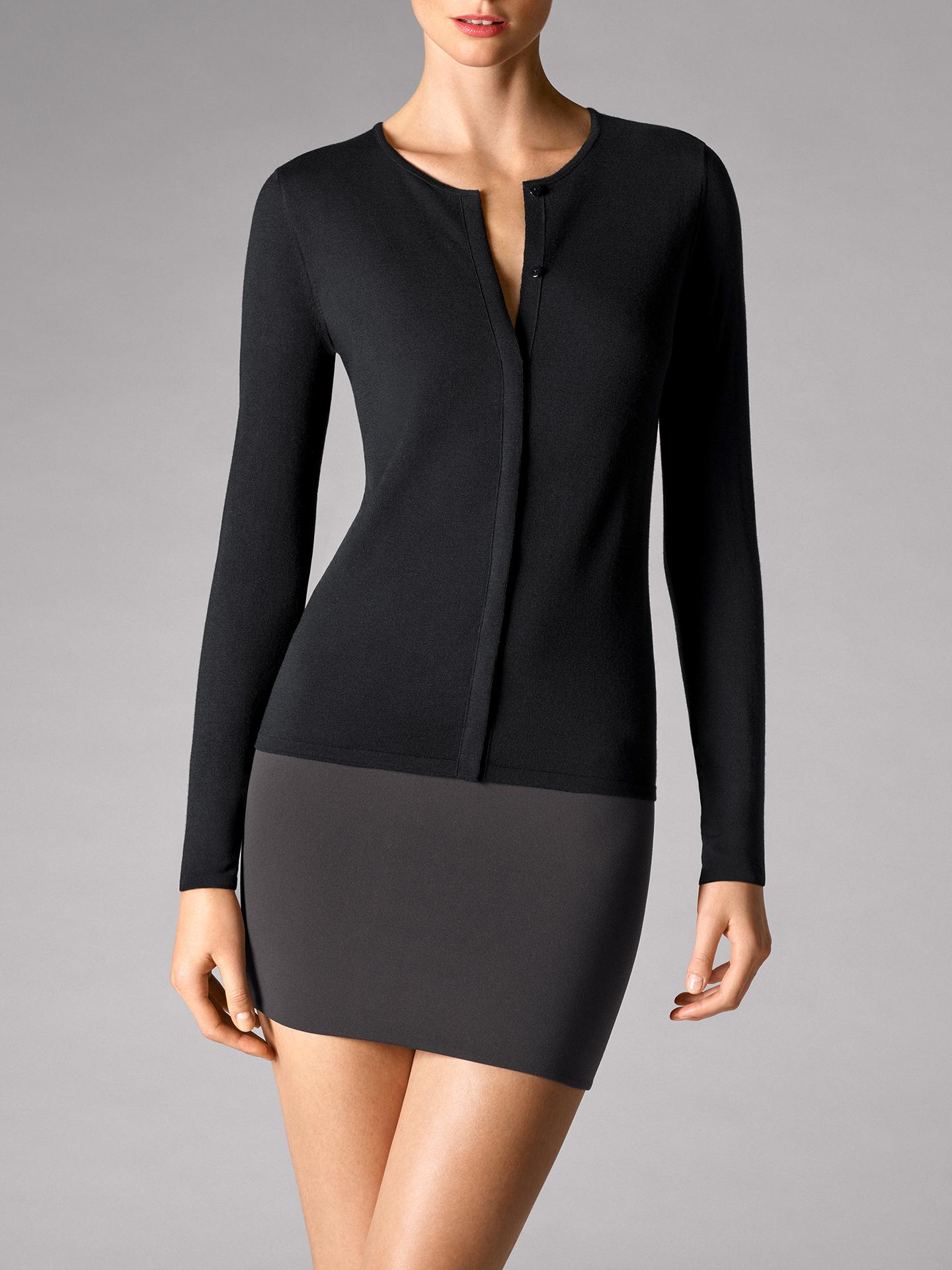 Jacken für Frauen - Fine Merino Cardigan 7005 M  - Onlineshop Wolford