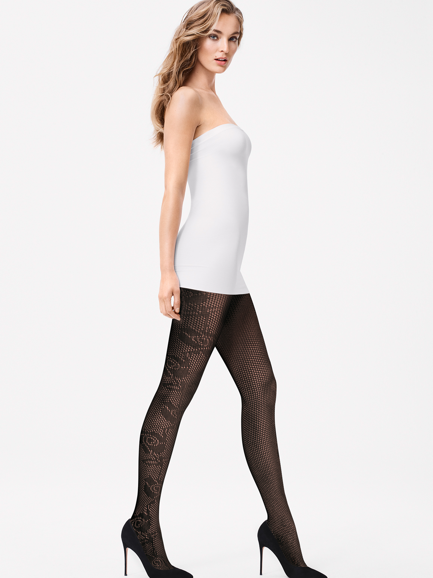 Nellie Tights - 7005 - XS | Sportbekleidung | Black | Wolford
