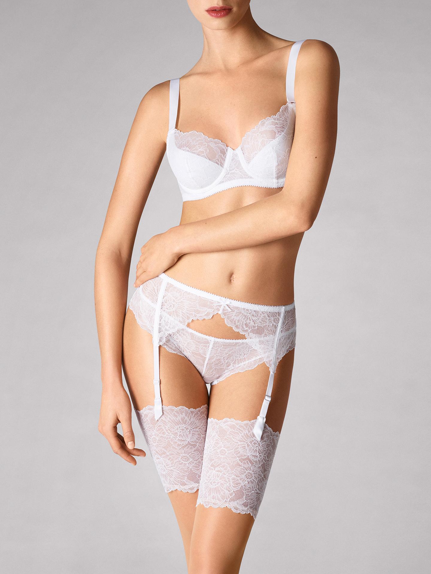 Guertel für Frauen - Stretch Lace Stocking Belt 1300 M  - Onlineshop Wolford