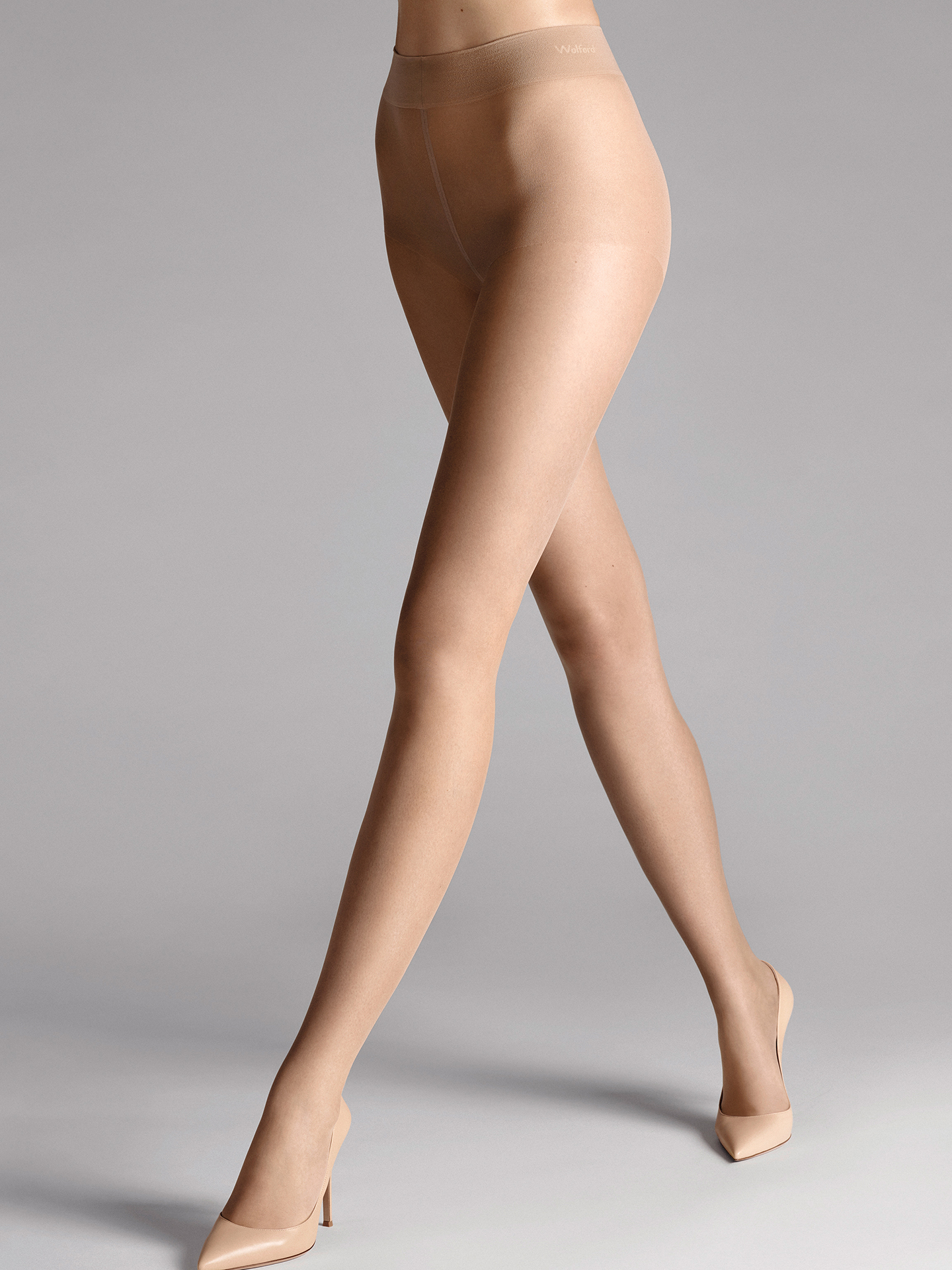 Pure 10 Tights - 4273 - XL | Sportbekleidung > Sporthosen > Tights | Wolford