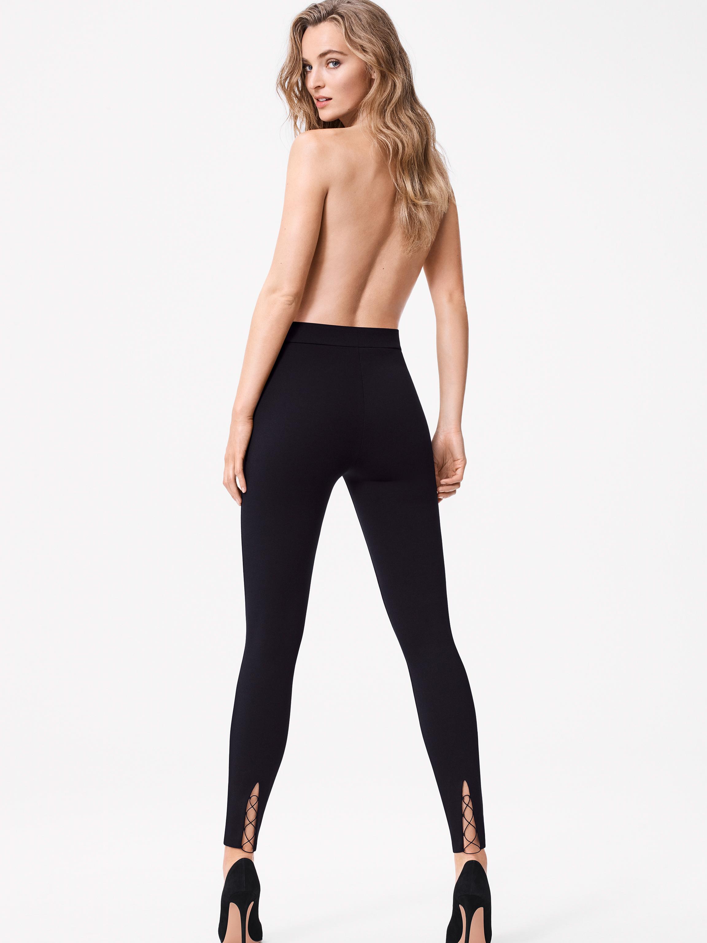 Grace Leggings - 7005 - XS | Bekleidung > Hosen > Leggings | Black | Jersey | Wolford
