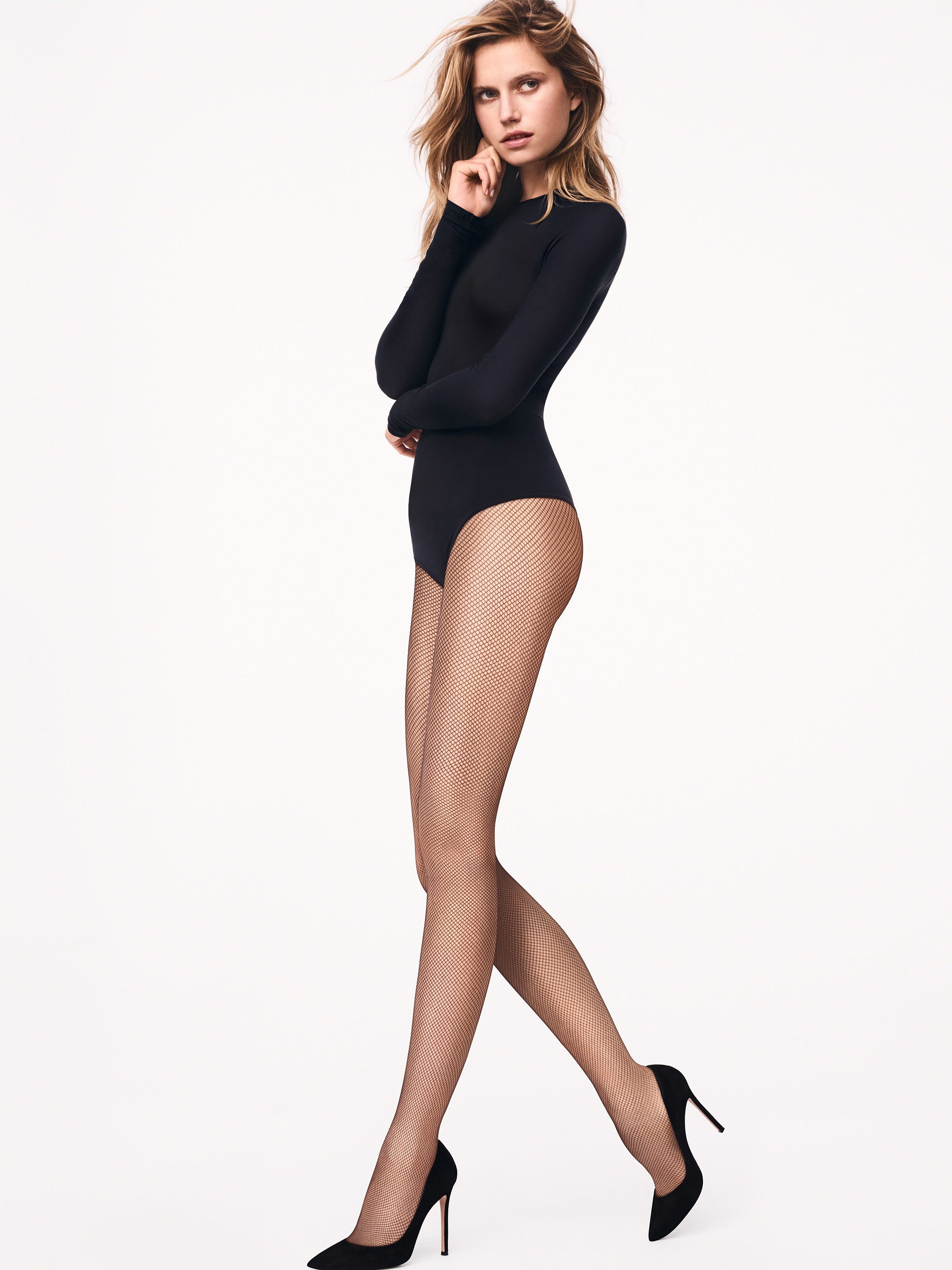 Twenties Tights - ristretto - S | Sportbekleidung > Sporthosen > Tights | Wolford