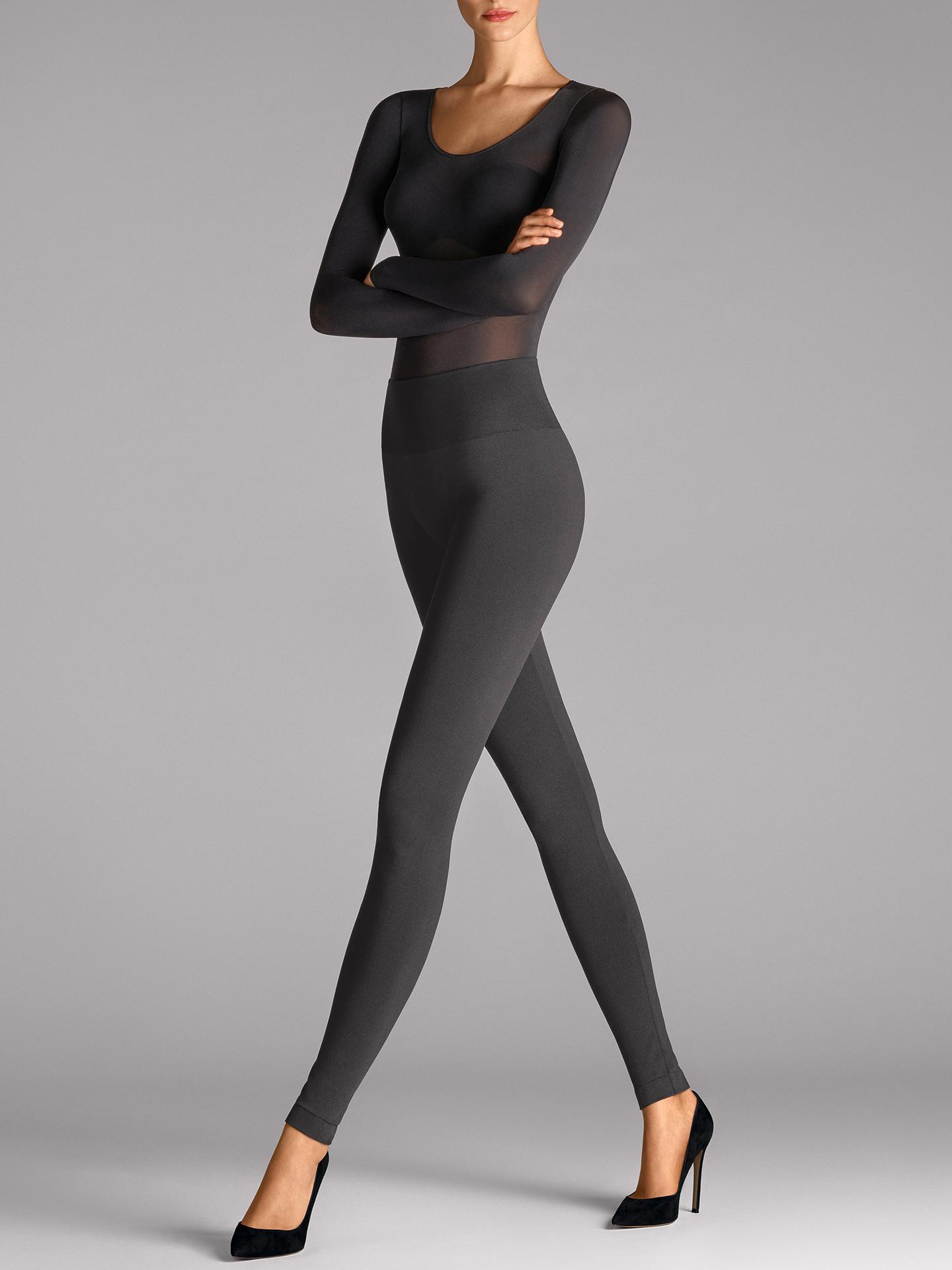 Perfect Fit Leggings - 7221 - L | Bekleidung > Hosen > Leggings | Anthracite | Wolford