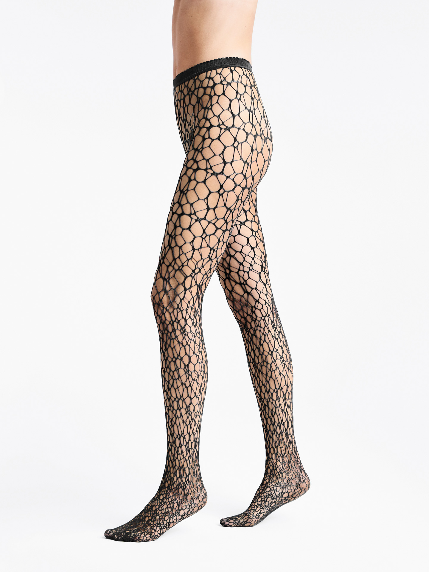 Micro Fish Scale Tights
